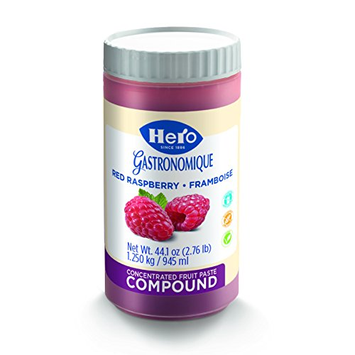 (Hero Red Raspberry Fruit Compound, 44.1 Ounce)
