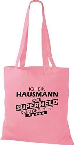 Hausmann Eroi Qualsiasi Commercio È Weil Stoffa Di Super Sono Rosa Shirtstown Sacchetto xnqgSwW1x