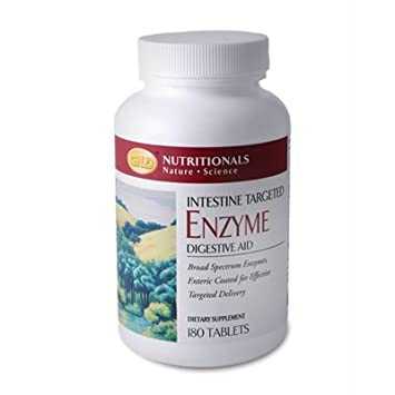 Enzima – Digestivo Aid intestino Targeted: Amazon.com ...