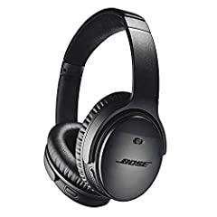 What happens when you clear away the noisy distractions of the world? Concentration goes to the next level. You get deeper into your music, your work, or whatever you want to focus on. That's the power of Bose QuietComfort 35 wireless headpho...