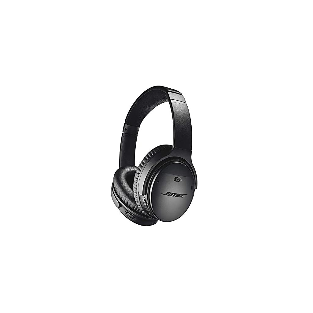 Bose-QuietComfort-35-II-Cuffie-Wireless-con-Alexa-Integrata-Nero