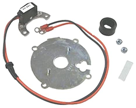 4 Cyl GM Ignition Replaces Sierra 18-5297 new Marine Electronic Conversion Kit
