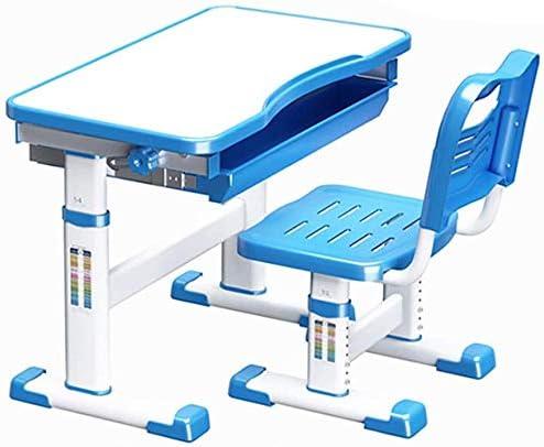 Juego de mesa y silla de aprendizaje para niños y niños, con ...