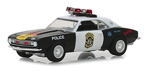 Greenlight 42870-A Hot Pursuit Series 30 1967 Chevrolet Camaro Custom Barnegat Township Police Depar - http://coolthings.us