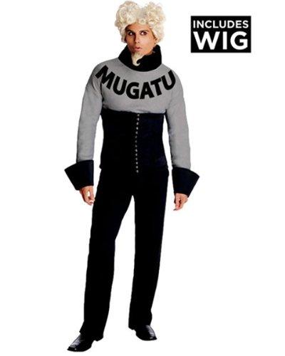 Costumes Characters Funny Tv Ideas (Mugatu Adult Costume -)