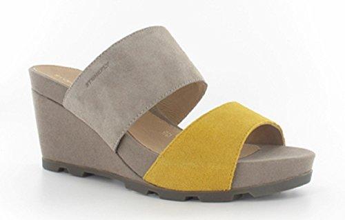 Sandalen/Sandaletten, farbe Br�une , marke STONEFLY, modell Sandalen/Sandaletten STONEFLY JR STRADA Br�une Grigio