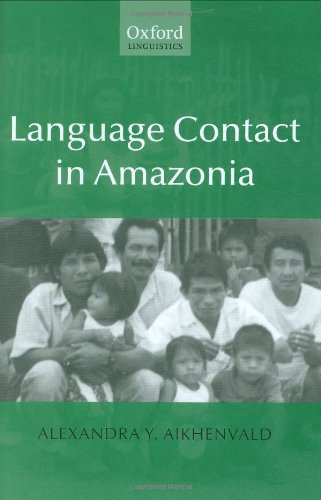 Language Contact in Amazonia