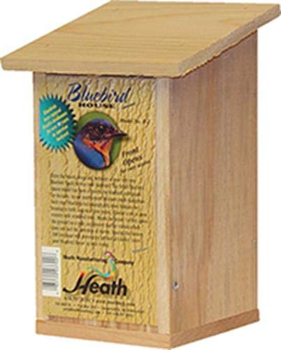 Heath Outdoor Products B-2-2 Bluebird House, 8