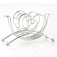Heart Shaped Toothbrush Toothpaste Cup Holder Stand Tumbler