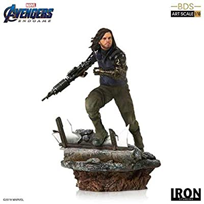 Iron Studios IS19619 Action Figures: Toys & Games