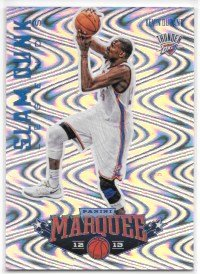 (Kevin Durant 2012-13 Panini Marquee Slam Dunk Legends Oklahoma City Thunder Insert Card #11)