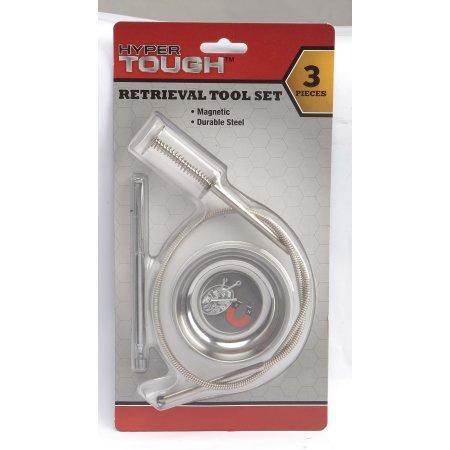 Hyper Tough 4-Piece Magnetic Tool Set