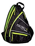 Sporting Goods : Franklin Sports Pickleball-X Elite Performance Sling Bag - Official Bag of The US Open