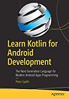 Learn Kotlin for Android Development Front Cover