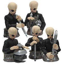 Bust-Ups: Cantina Band Boxed Set by Gentle Giant