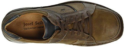 Josef Seibel Anvers 49 - Zapatos Hombre Marrón - Braun (brasil/Ocean 456)