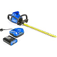 Kobalt 40-Volt Max 24-in Dual Cordless Electric Hedge Trimmer Deals