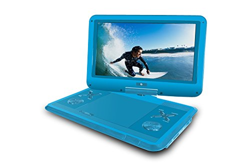 Ematic EPD121BU Personal DVD Player