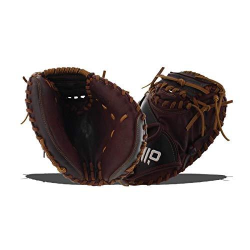 (Nokona Bloodline 33-Inch Pro Baseball Closed Web Catchers Mitt RHT - P2C/L)