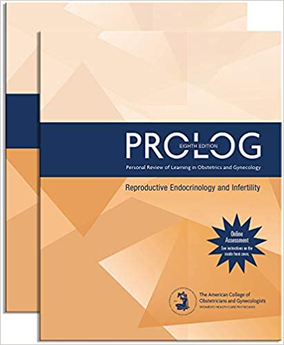 PROLOG: Reproductive Endocrinology and Infertility