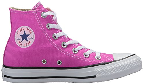 Converse Chuck Taylor All Star Stagionale Tela High Top Sneaker Iper Magenta
