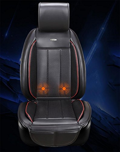 YAOHAOHAO The cooling of heating adjustable massage 12V car seat cushion by YAOHAOHAO (Image #1)