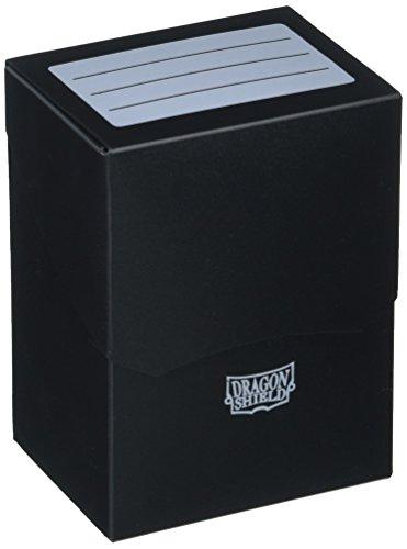 Arcane Tinman Dragon Shield Shell: Deck Box Collectible Card, Black, One Size
