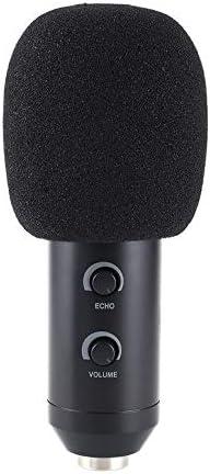 5pcs casque de remplacement en mousse couvercle du microphone couvercle du pare-brise casque pare-brise pare-vent pop filtre filtre couvercle du casque en mousse