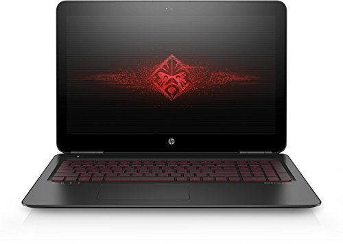 OMEN by HP (17-w005ng) 43,9 cm (17,3 Zoll / FHD IPS UWVA) Gaming Notebook (Intel Core i5-6300HQ), 8 GB RAM, 1 TB HDD, 128 GB SSD, NVIDIA GeForce GTX 960M, Windows 10) schwarz