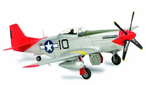 タミヤ 1/72 スケール限定シリーズ アメリカ陸軍 ノースアメリカン P-51D マスタング タスキーギ エアメン プラモデル 25148 B0065T45CO