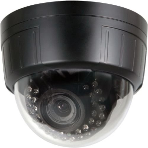 - Speco Technologies CVC5825DNV Intense IR Dome Camera, DC Auto Iris VF Lens 2.8mm-12mm
