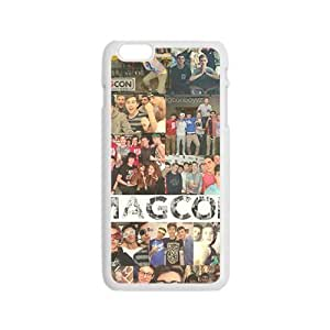 Magcon Fashion Comstom Plastic case cover For Iphone 5S