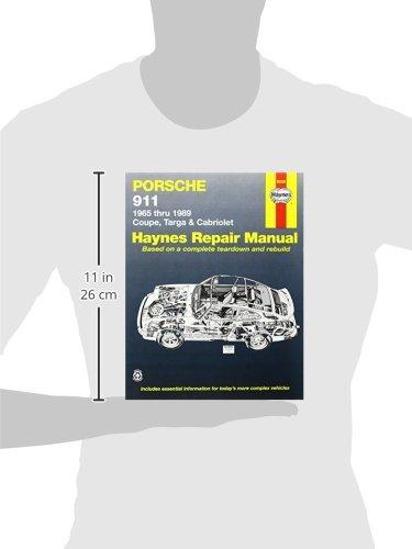 Porsche 911, 1965-1989 Haynes Automotive Repair Manuals: Amazon.es: John Haynes: Libros en idiomas extranjeros