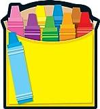 Crayon Box Notepad