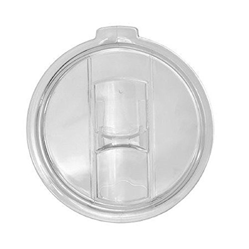 NEW Spill and Splash Resistant Lid with Slider Closure for 30 oz. Tumblers - Fits YETI Rambler Perfectly