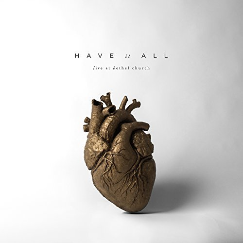 Have It All (Live) Album Cover
