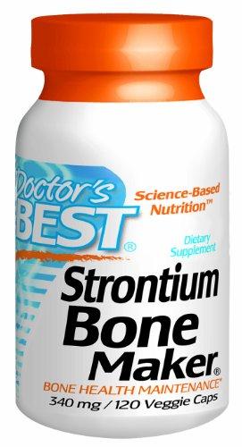 Doctors Best Strontium Elemental 120 Count