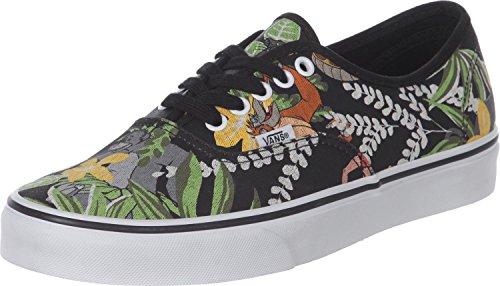 Vans Kids Disney The Jungle Book Black Skate Shoe - 12 M US Little Kid