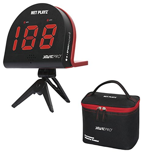 Net Playz Multi Sports Personal Speed Radar Detector Gun (Bat Speed Radar)