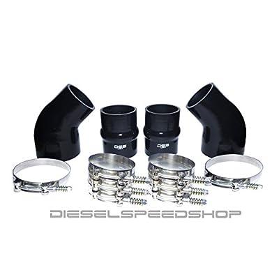 1994-2002 Dodge Cummins Intercooler Boot Kit: Automotive