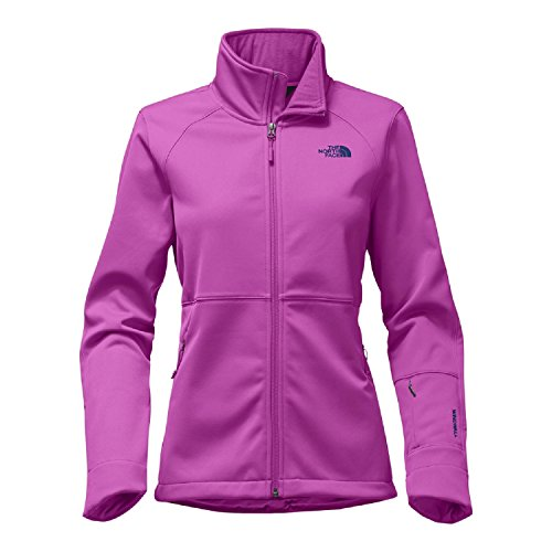The North Face Apex Risor Softshell Jacket Women's Violet Pink (XSmall)