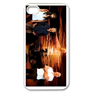 The Fast and the Furious IPhone4 4SPhone Case Black white Gift Holiday &Christmas Gifts& cell phone cases clear &phone cases protective&fashion cell phone cases NYRGG69703789