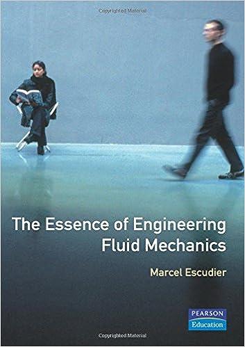 The Essence of Engineering Fluid Mechanics (Prentice-Hall Essence of Engineering)