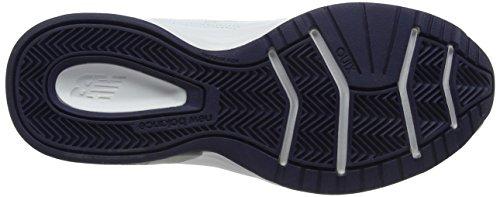 Chaussures Femme de 624v4 White Fitness New Blanc Blue Balance RwxS11