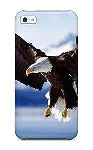 Bruce Lewis Smith JvnexGu1999Jeiaf Case Cover Iphone 5c Protective Case Bald Eagle In Flight Alaska