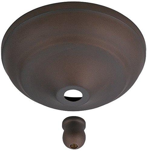 Bronze Finish Bowl Caps - Monte Carlo MC97RB Remote Control Type Bowl Cap Kit, Roman Bronze