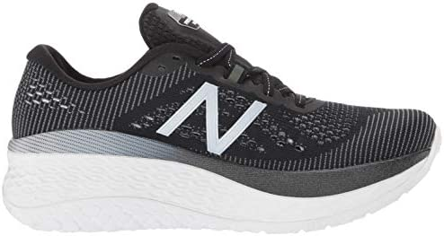 New Balance Damen More V1 Fresh Foam, Black/Orca, 38.5 EU