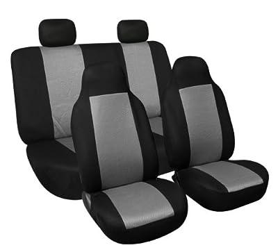 FH-FB102114 Classic Cloth Car Seat Covers