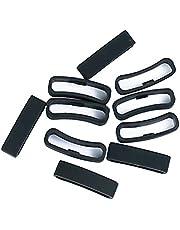 IPOTCH 10 Stks Strap Loop Siliconen Sluiting Ring Loop Bevestiging Vervanging voor SUUNTO Serie