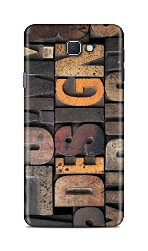 Shengshou Mobile Back Cover for Samsung Galaxy J7 Prime Design Design ABC615M31935